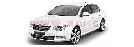 Škoda Superb II 2008-2013