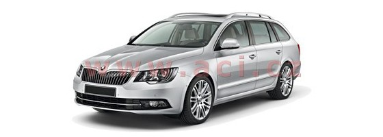 Škoda Superb II 2013-2015