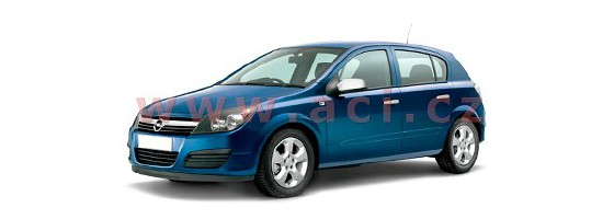 Opel Astra H 2004-2007