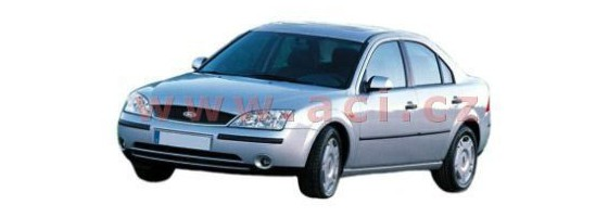 Ford Mondeo MK3 2000-2007